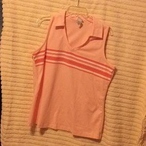 Tops - Ladies open sleeve top size 14/16 W